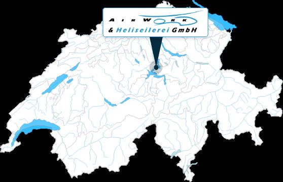 Karte für Standort